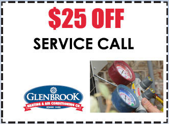 $25 off air conditioning repair in Glencoe, IL